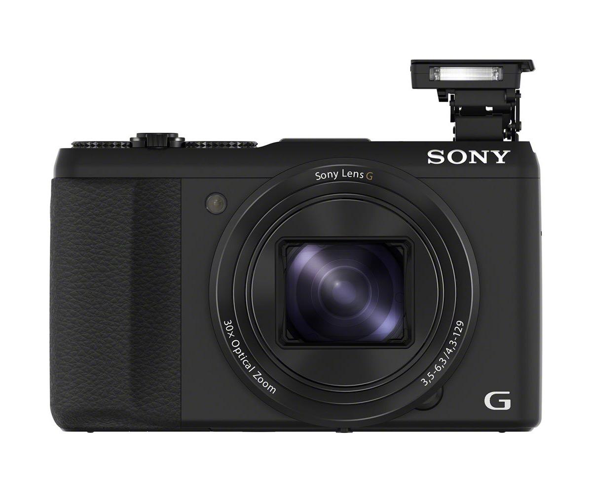 Sony Cybershot HX50V - Pop-Up Flash