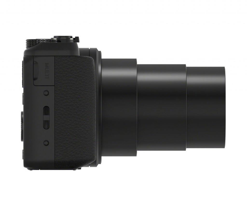 Sony Cybershot HX50V - Full 30x Zoom Lens