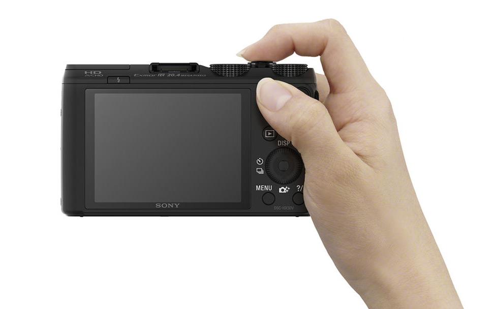 Sony Cybershot HX50V - In Hand