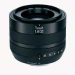 Zeiss Touit 1.8/32 32mm f/1.8 Prime Lens