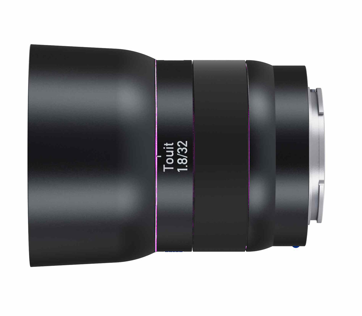 Zeiss Touit 1.8/32 32mm Prime Lens With Hood