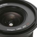 Zeiss Touit 12mm f/2.8 Prime Lens Close-Up view
