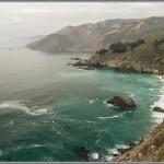 The Pacific Ocean & Big Sur Coastline