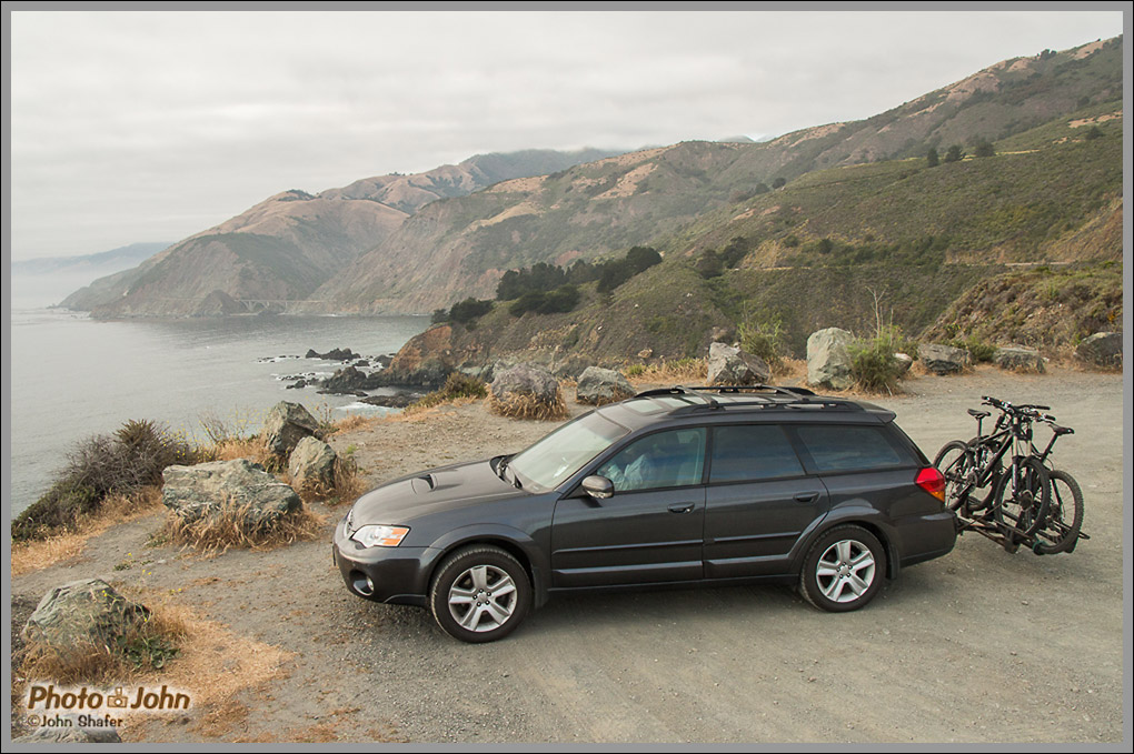 The Suby On California's Big Sur Coast