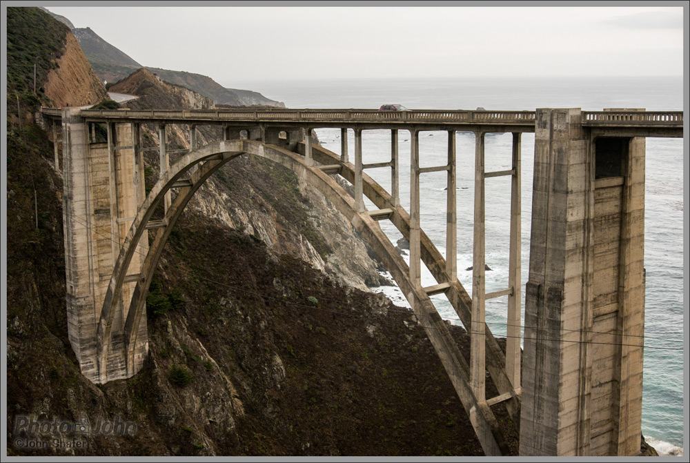 Bixby Bridge - Big Sur, California