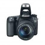 Canon EOS 70D - Flash