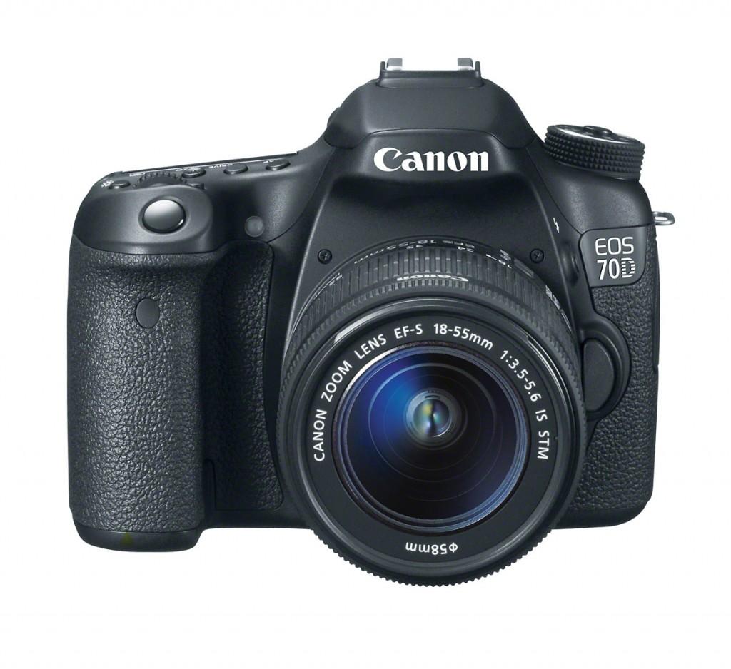 Canon EOS 70D - New 20-Megapixel Sensor, Dual Pixel CMOS AF