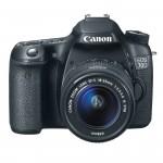 Canon EOS 70D - Front