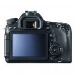Canon EOS 70D - Rear