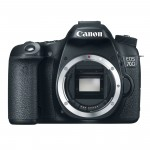 Canon EOS 70D With New 20.2-MP APS-C CMOS Sensor