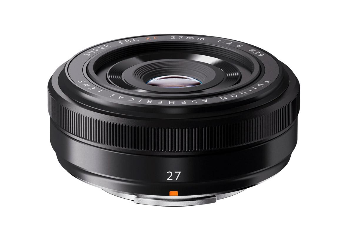 Fujifilm XF27mm f/2.8 Prime Lens