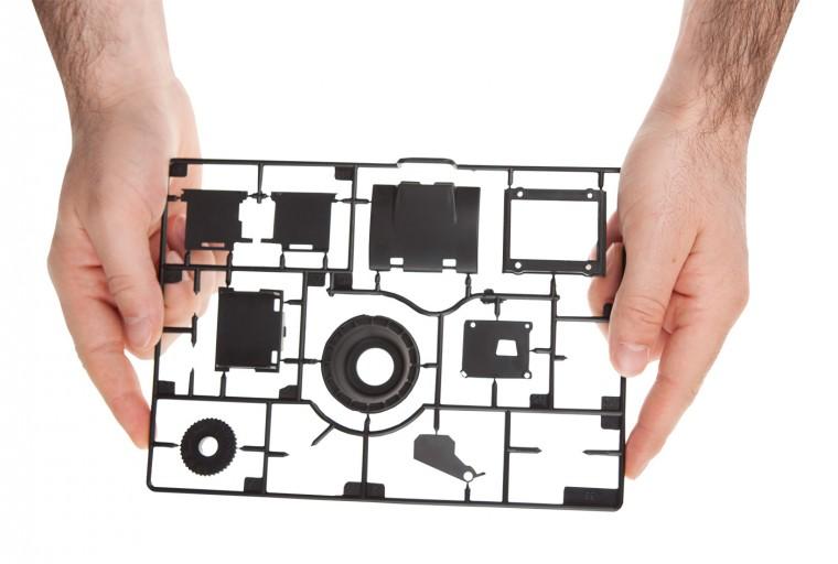 Konstruktor DIY Camera Kit Parts