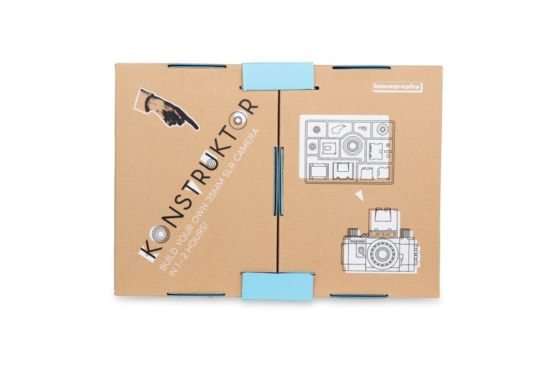 Konstruktor DIY Camera Kit Package