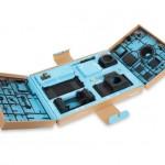 Konstruktor DIY Camera Kit Box & Contents