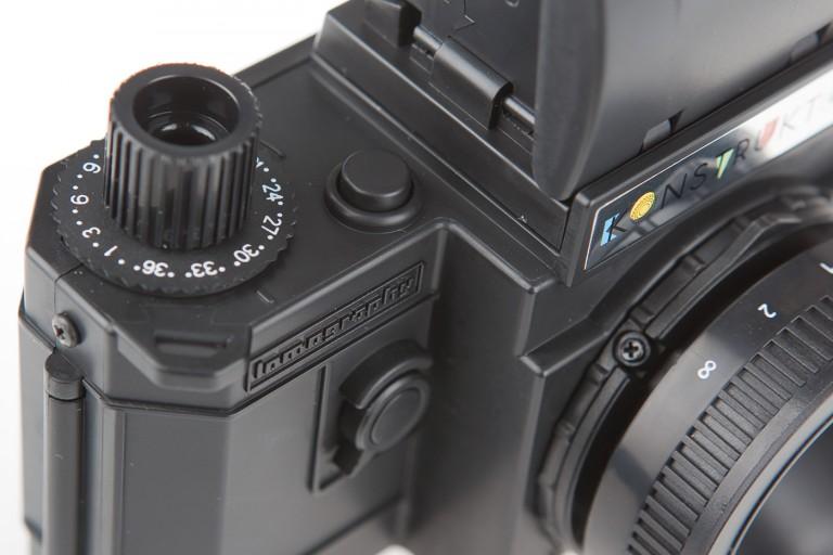 Konstruktor DIY Camera Detail