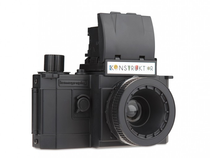 Lomography Konstruktor DIY SLR Film Camera