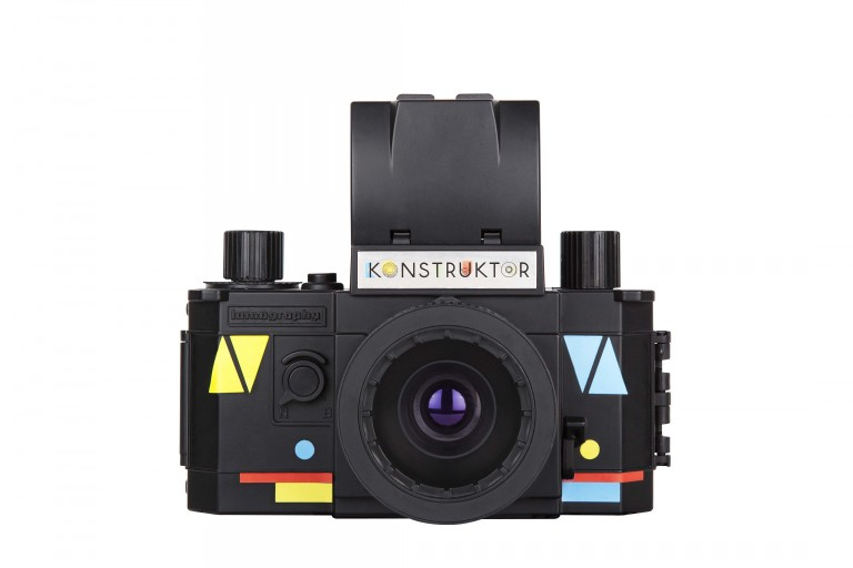 Konstruktor DIY Camera - With Included Stickers