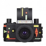 Konstruktor DIY Camera - Triangle Stickers