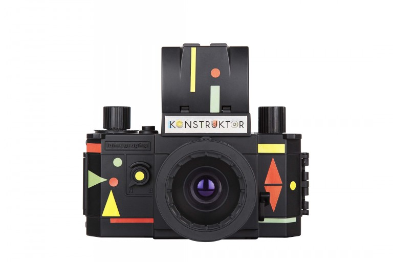 Konstruktor DIY Camera - Triangle Stickers