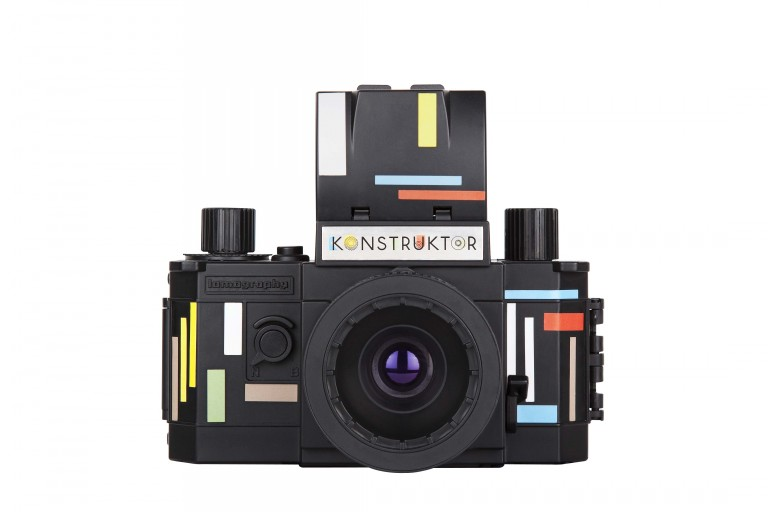 Konstruktor DIY Camera - Customized With Stickers