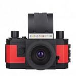 Konstruktor DIY Camera - Custom Red Stickers
