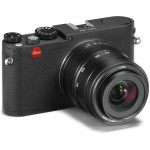 Leica X Vario APS-C Sensor Compact With 28-70mm Zoom Lens