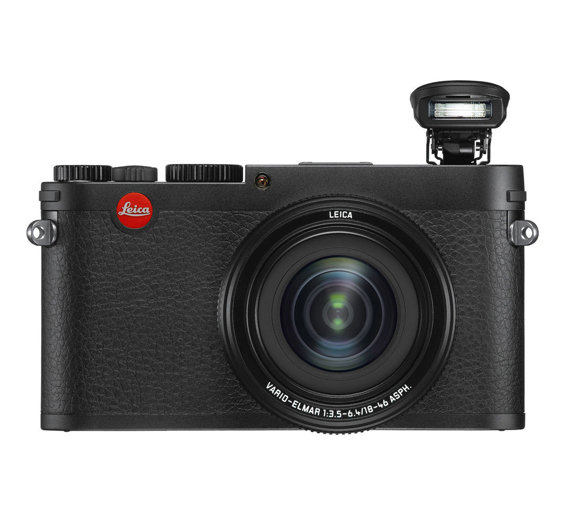 Leica X Vario - Pop-Up Flash