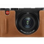 Leica X Vario With Leather Case