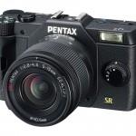 Pentax Q7 - Black