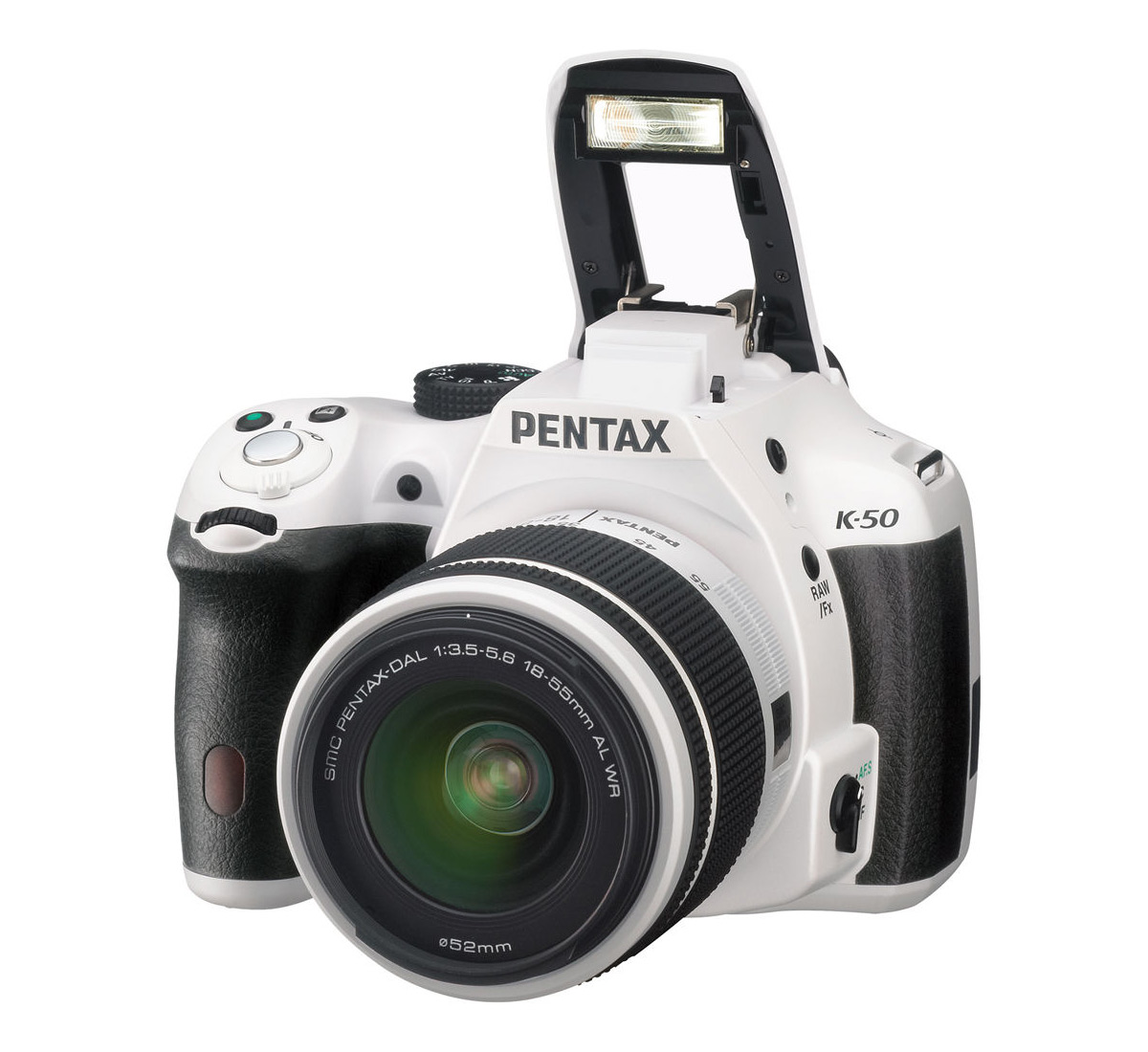 Pentax K-50 DSLR - Pop-Up Flash