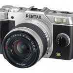 Pentax Q7 Mirrorless Camera - Silver