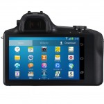 Samsung Galaxy NX - 4.8-Inch Touchscreen & Android OS
