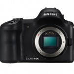 Samsung Galaxy NX Android-Powered Camera - 10-Megapixel APS-C Sensor