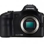 Samsung Galaxy NX Android-Powered Camera - 10-Megapixel APS-C Sensor