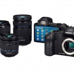 Samsung Galaxy NX Android-Powered 4G Interchangeable Lens Camera