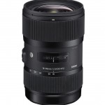 Sigma's New 18-35mm f/1.8 DC HSM Zoom Lens
