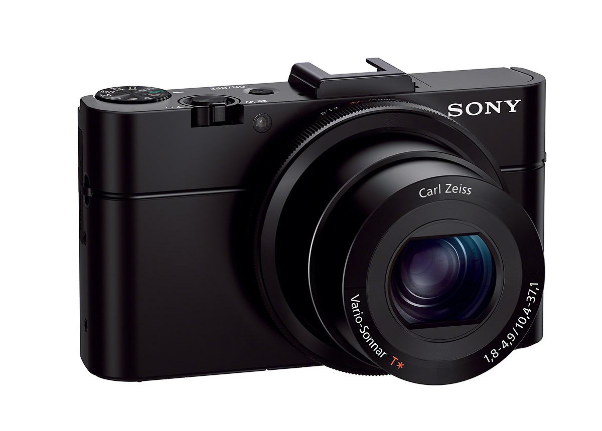 Sony RX100 II - Front Right