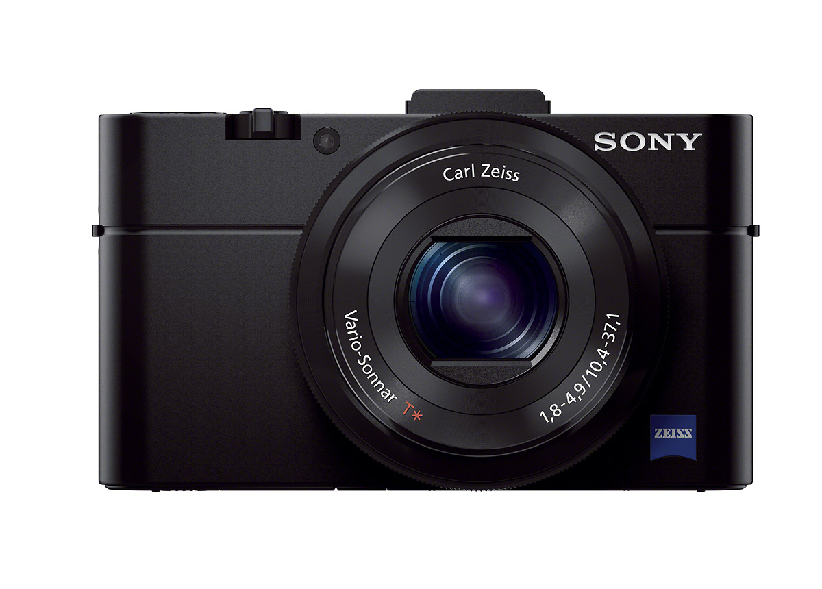 Sony Cybershot RX100 II Premium Pocket Camera