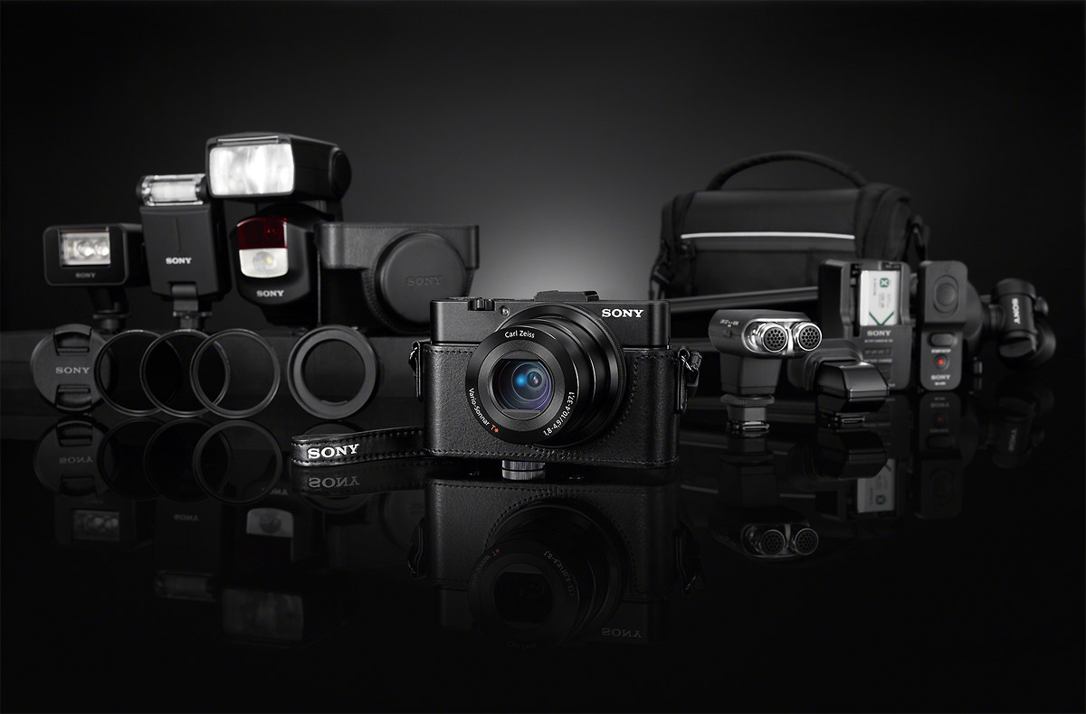 Sony RX100 II Camera & Accessories