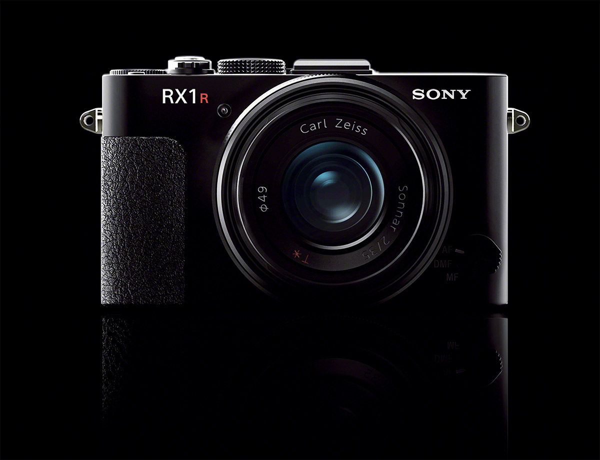 Sony RX1R Full-Frame Compact Camera