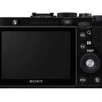 Sony Cybershot RX1R - Rear