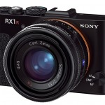 Sony RX1R - Front Left View