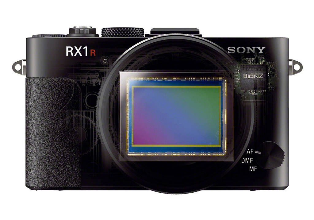 Sony RX1R - 24-Megapixel Full-Frame Sensor With No Low Pass Filter