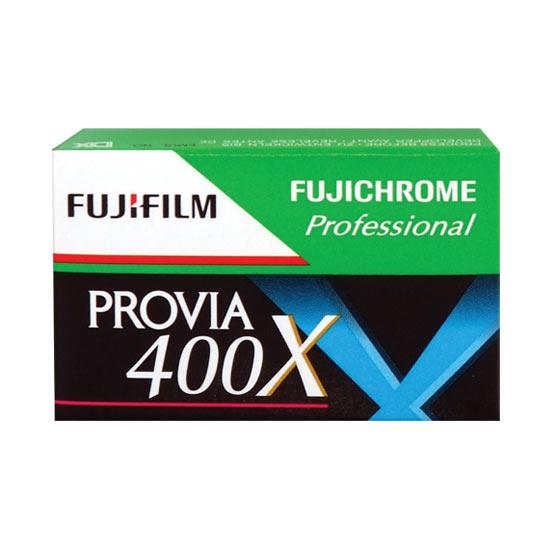 Fujifilm Provia 400X Transparency (Slide) Film Discontinued
