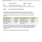 Fujifilm Provia 400X & Neopan 400 Discontinuation Letter