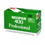 Fujifilm Neopan 400 B&W Film Discontinued