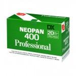 Fujifilm Neopan 400 B&W Film Discontinued