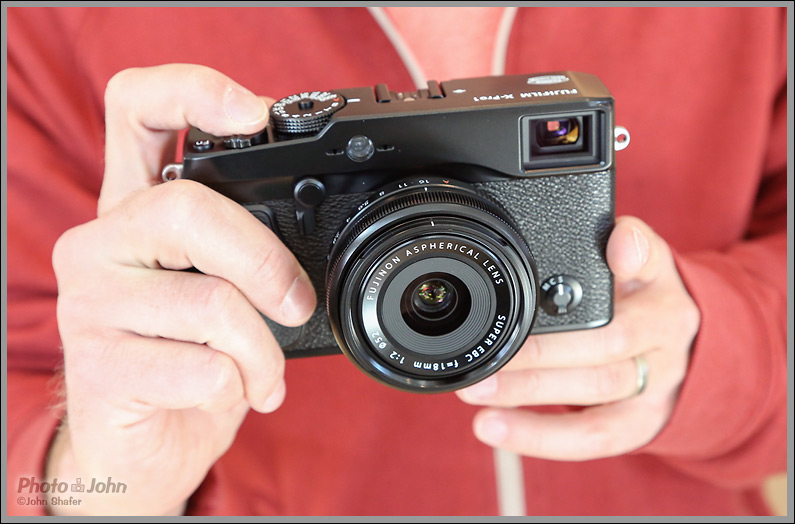Fujifilm X-Series Firmware Update