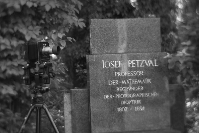 Grave of Joseph Petzval - Vienna, Austria