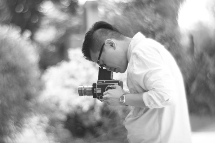 Photo Taken With A 19th Century Petzval Lens & Canon EOS 5D